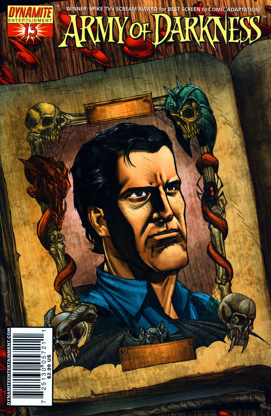 Army of Darkness (2006) 13 Page 1