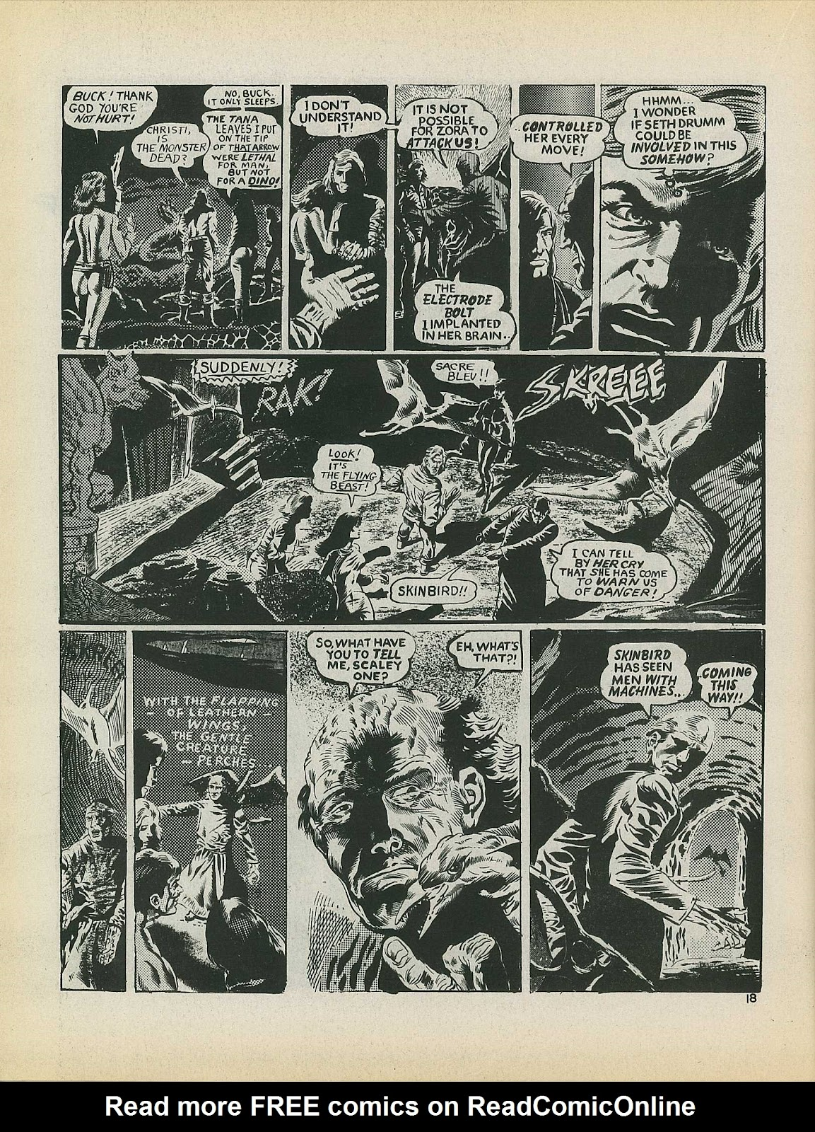 Star Fighters issue 4 - Page 19