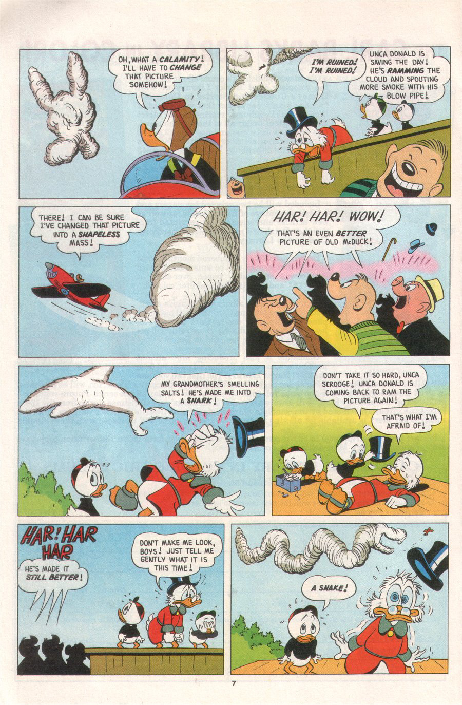 Read online Uncle Scrooge (1953) comic -  Issue #276 - 28