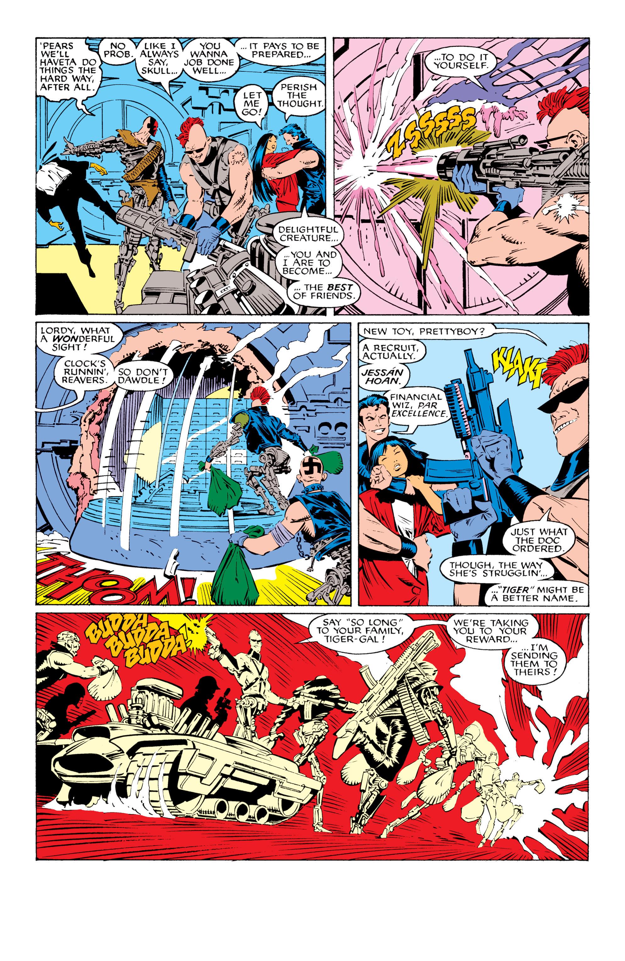 Read online Uncanny X-Men (1963) comic -  Issue #229 - 5