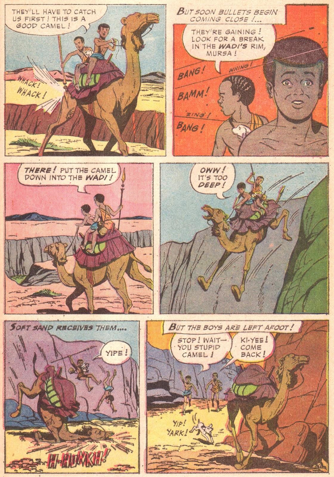 Korak, Son of Tarzan (1964) issue 39 - Page 29