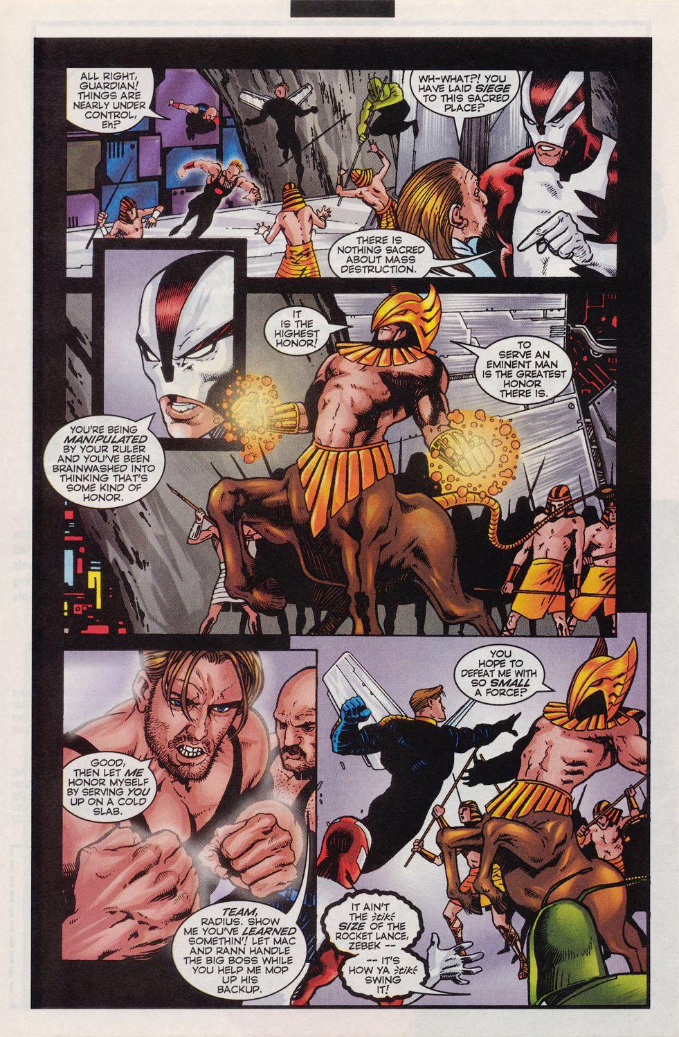 Read online Alpha Flight (1997) comic -  Issue #11 - 16