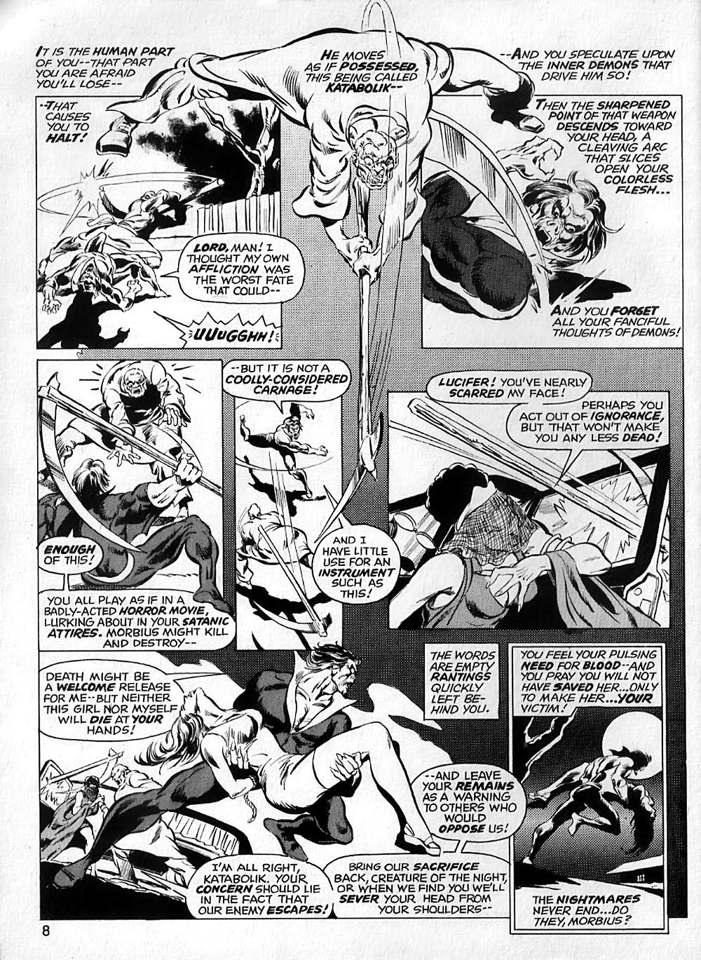 Vampire Tales issue 2 - Page 9