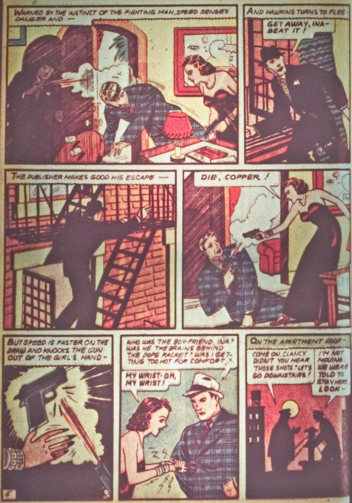 Detective Comics (1937) 28 Page 13