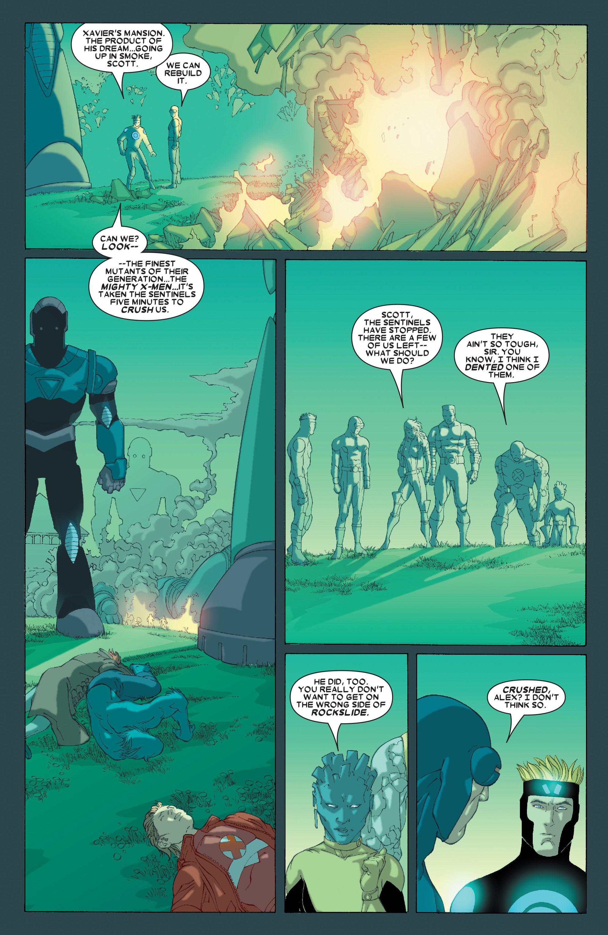 X-Men (1991) 177 Page 17