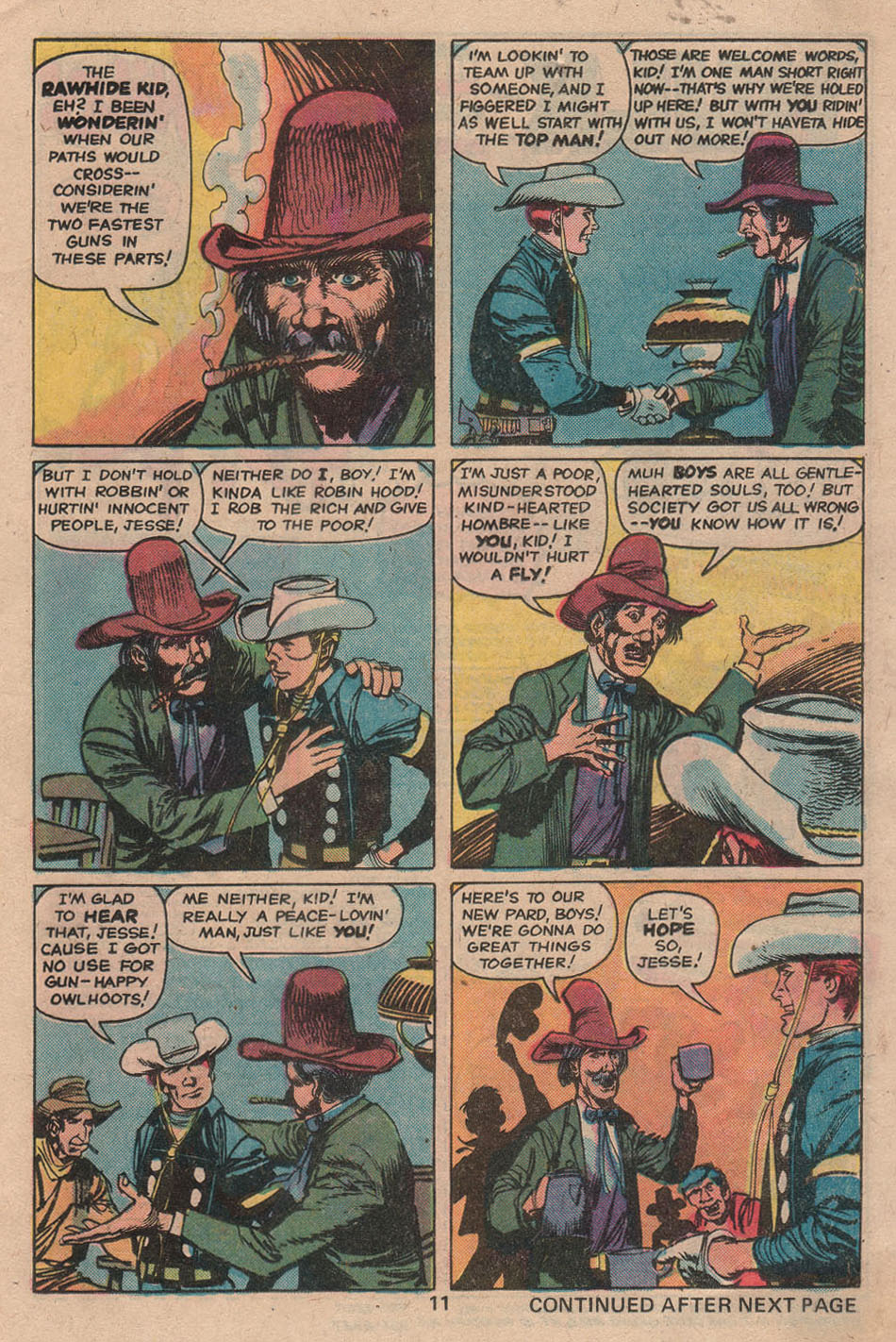 The Rawhide Kid (1955) issue 139 - Page 13