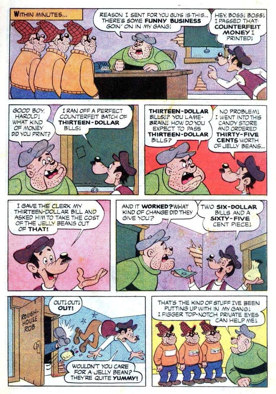 Walt Disney THE BEAGLE BOYS issue 17 - Page 11