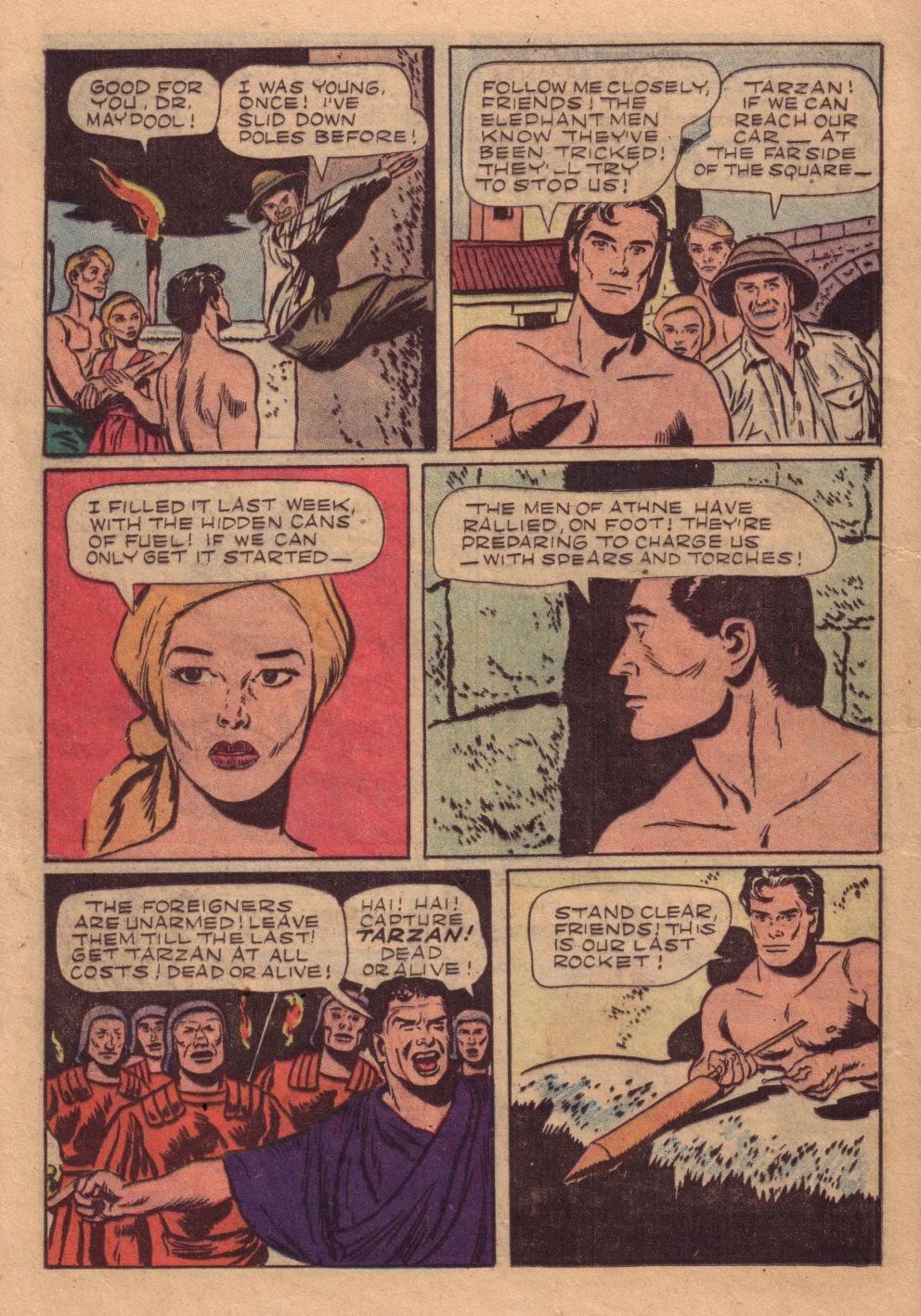 Tarzan (1948) issue 40 - Page 20