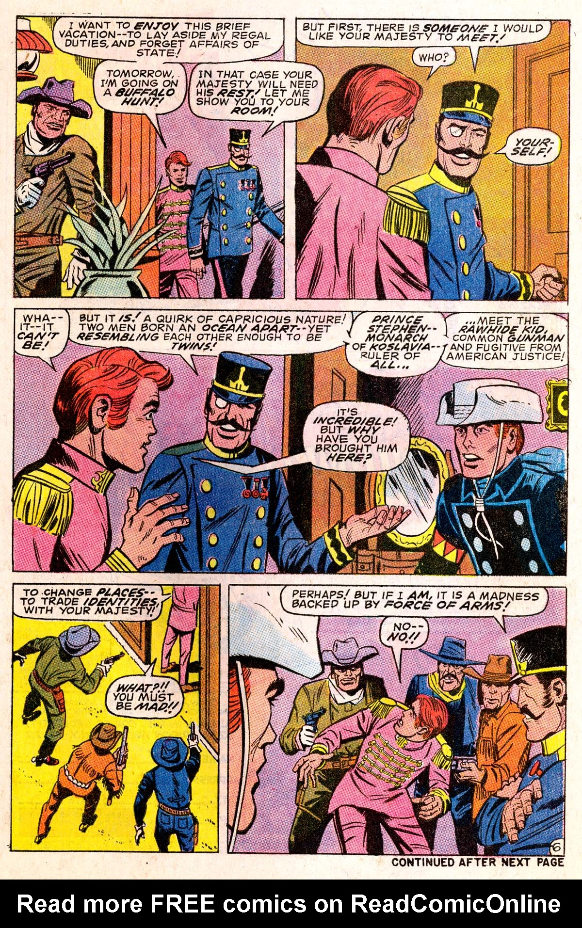 The Rawhide Kid (1955) 70 Page 8