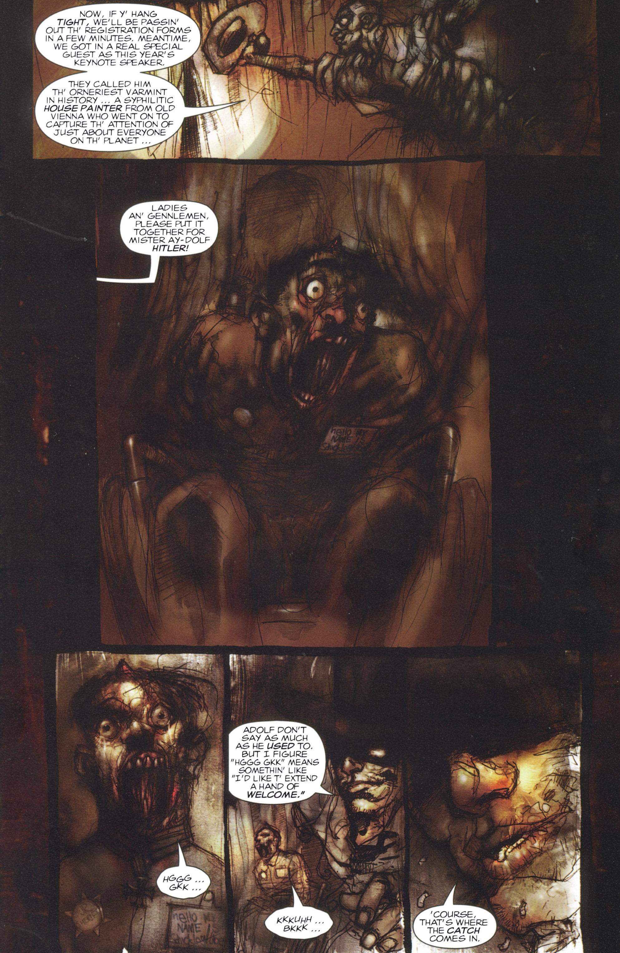 Read online Deadside comic -  Issue #3 - 9