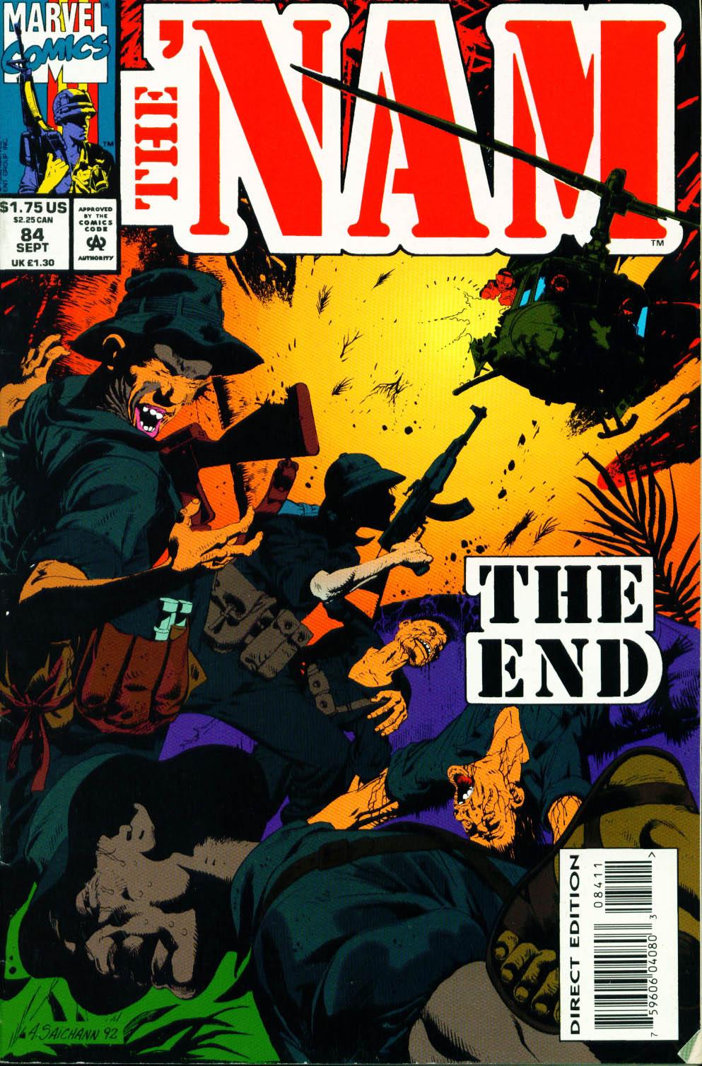 The Nam #84 #84 - English 1