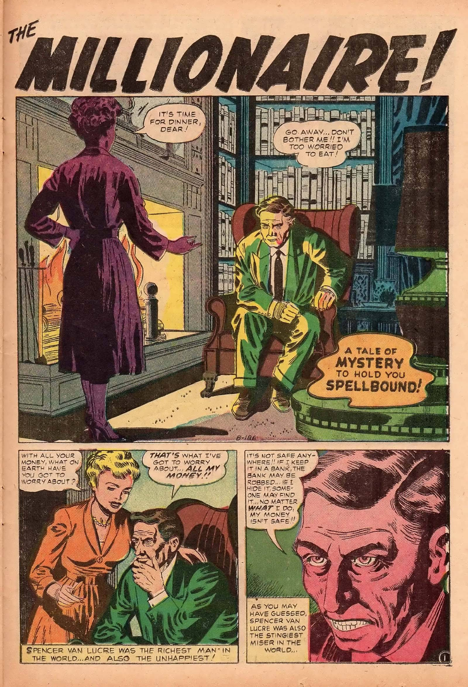 Spellbound (1952) issue 9 - Page 23