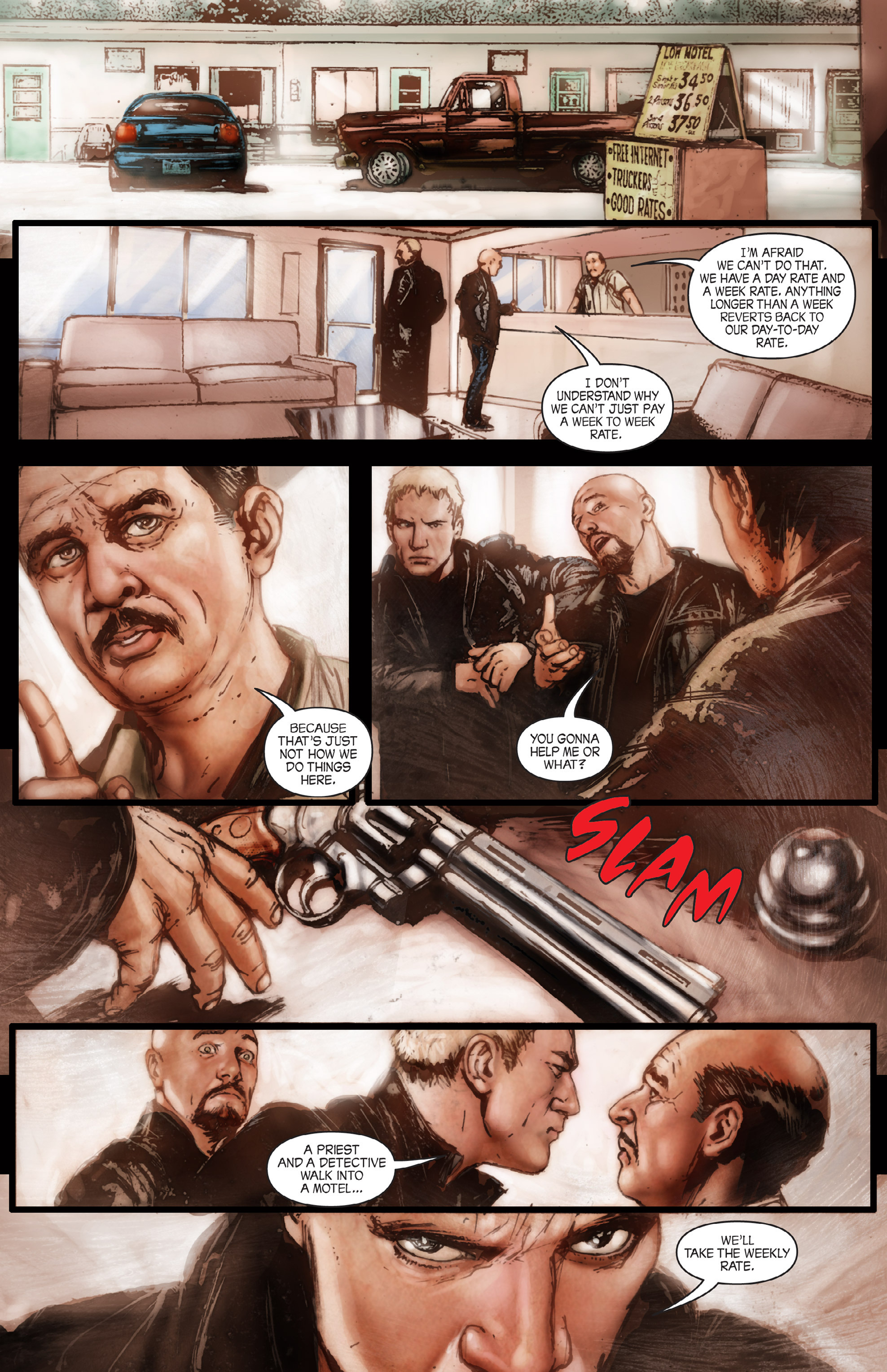 Read online John Carpenter's Asylum comic -  Issue #9 - 13