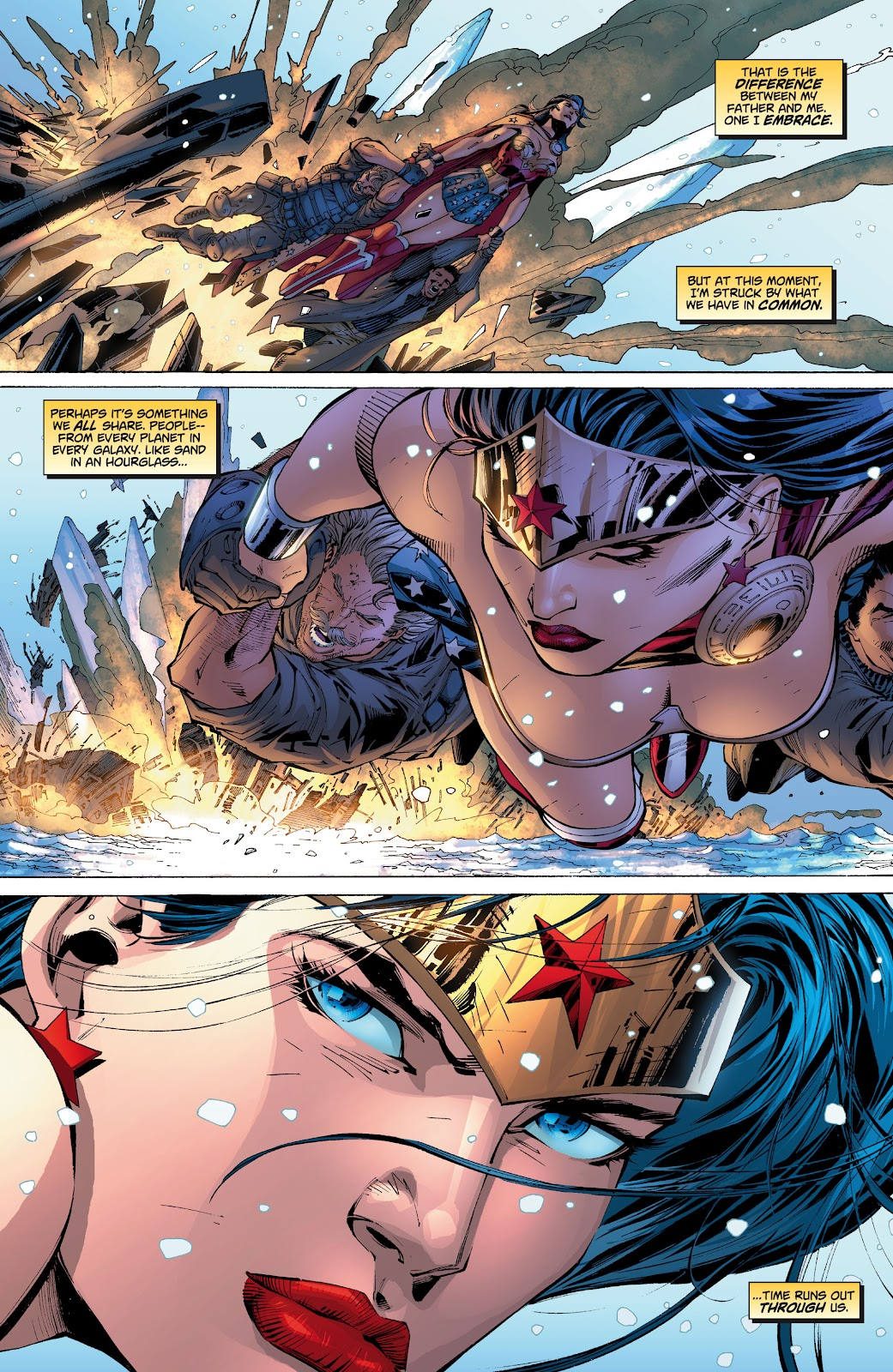 Read online Superman: For Tomorrow comic -  Issue # TPB (Part 2) - 100