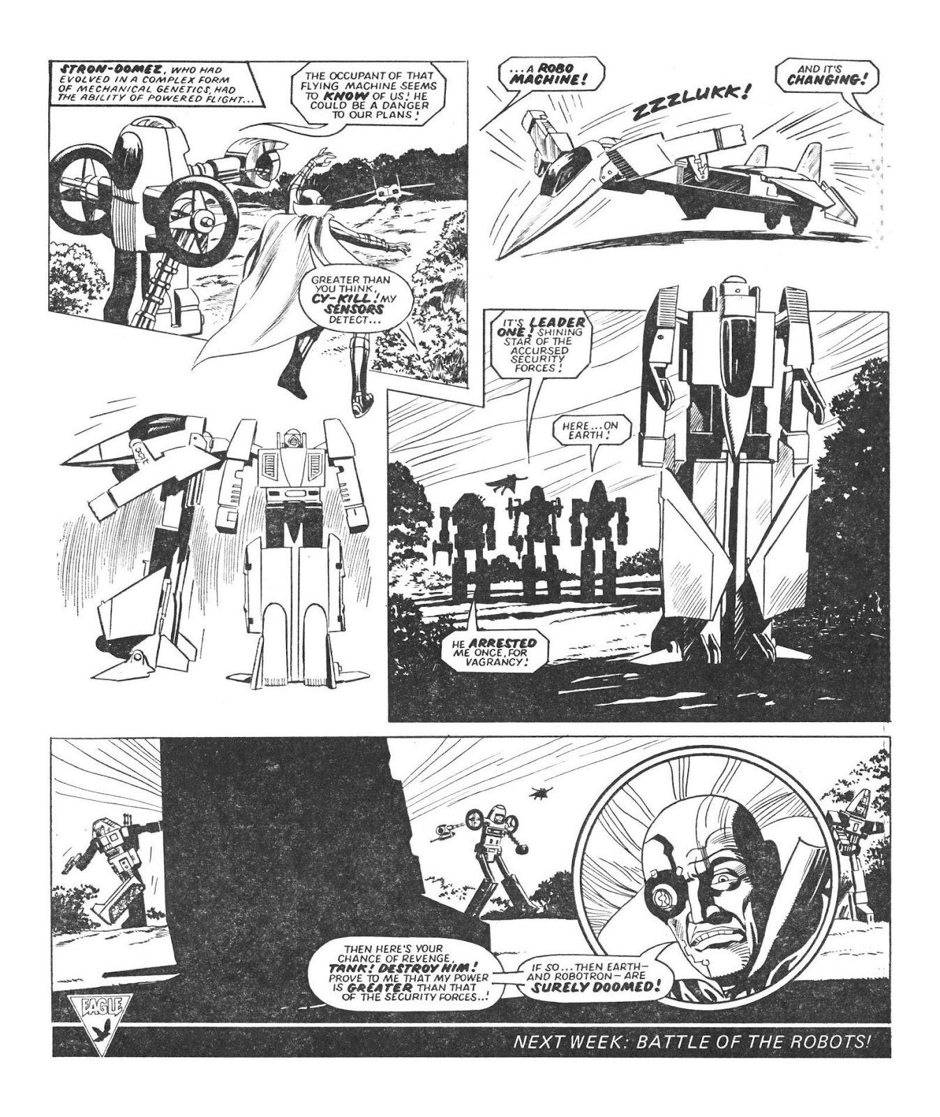 Read online Robo Machines comic -  Issue # TPB - 23
