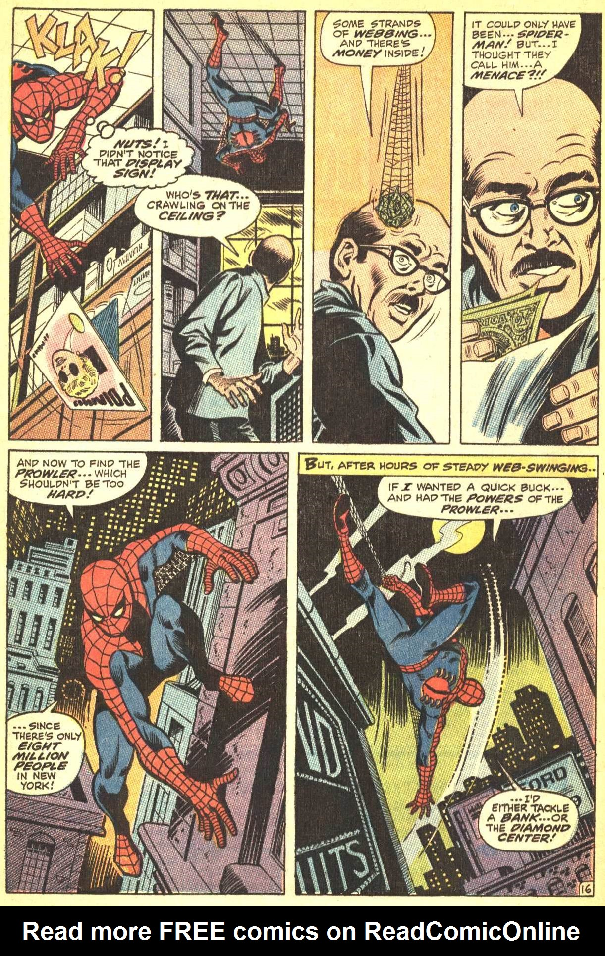 The Amazing Spider-Man (1963) 79 Page 18