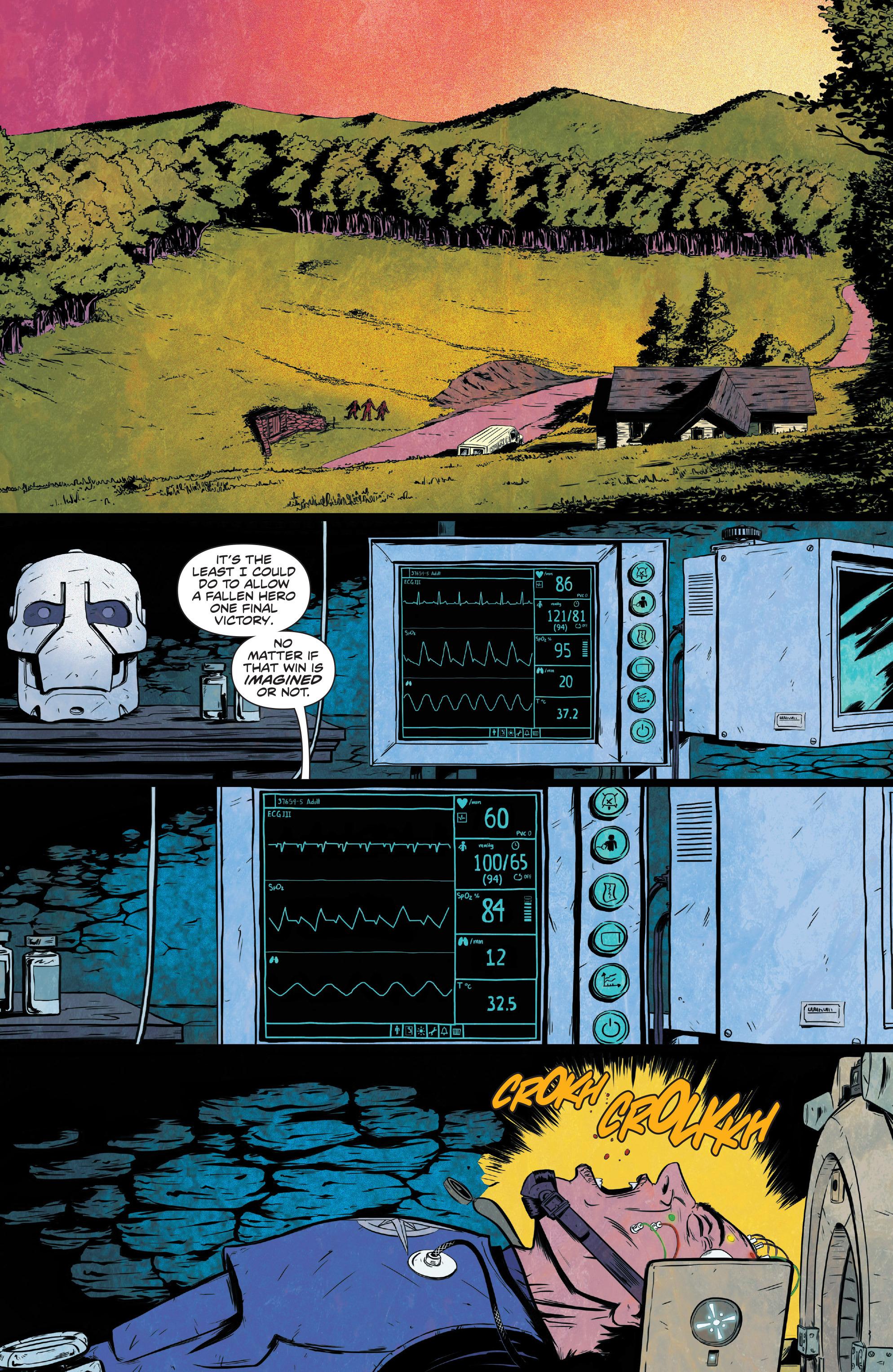 Read online Translucid comic -  Issue #6 - 18