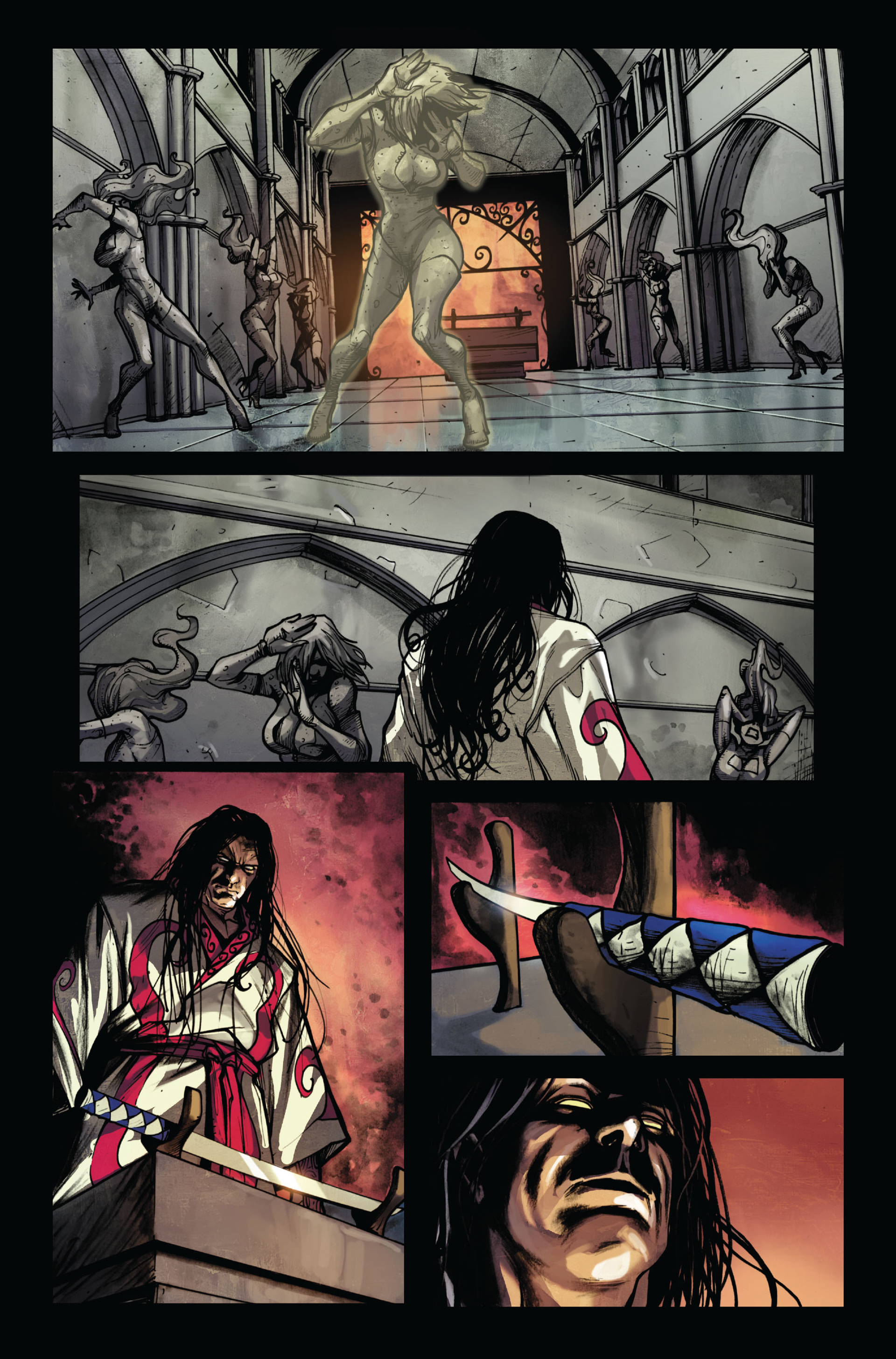 Read online Secret Warriors comic -  Issue #11 - 12