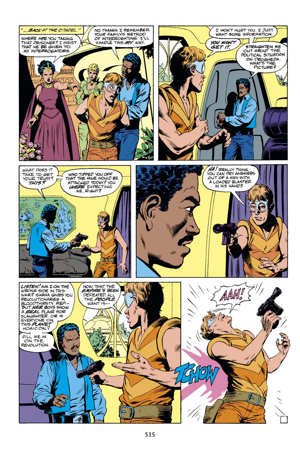 Read online Star Wars Omnibus comic -  Issue # Vol. 18.5 - 230