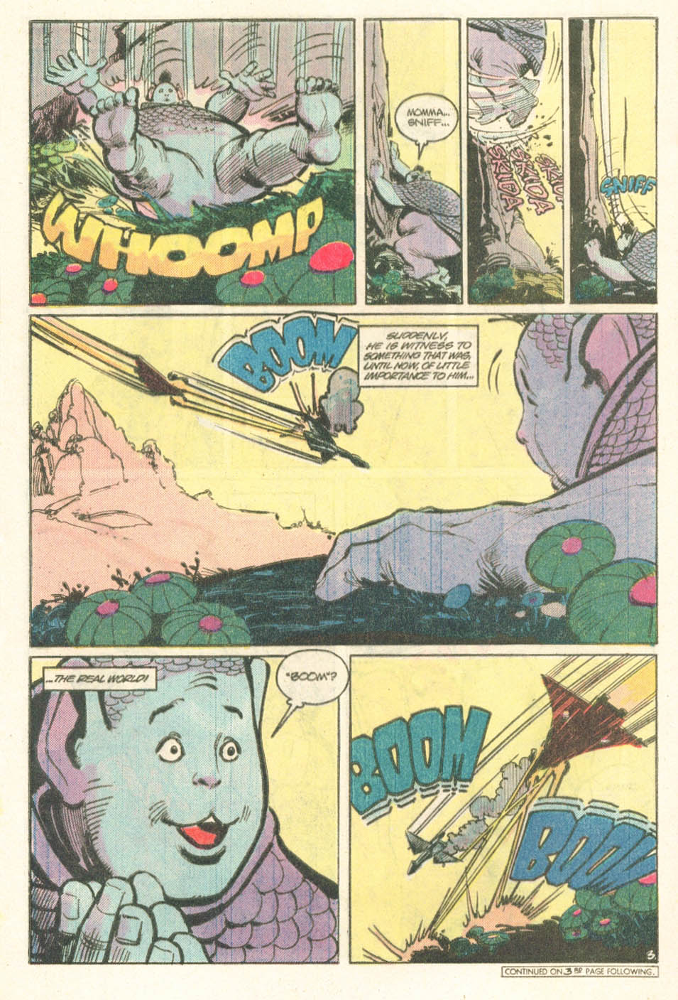 Read online Atari Force (1984) comic -  Issue #14 - 23