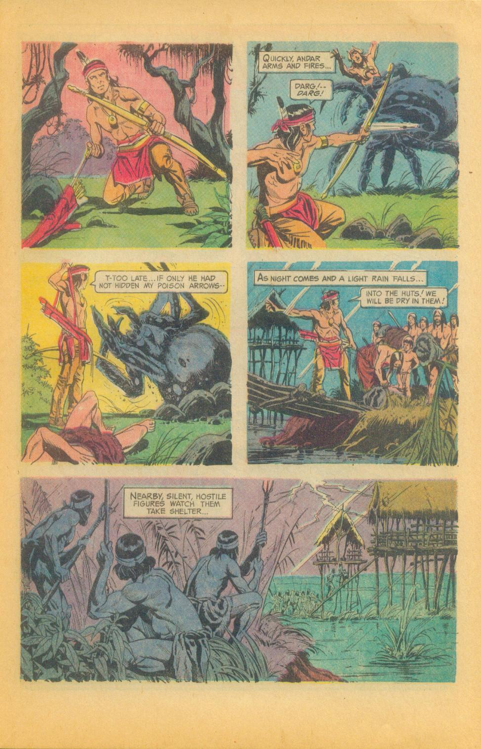 Read online Turok, Son of Stone comic -  Issue #82 - 29