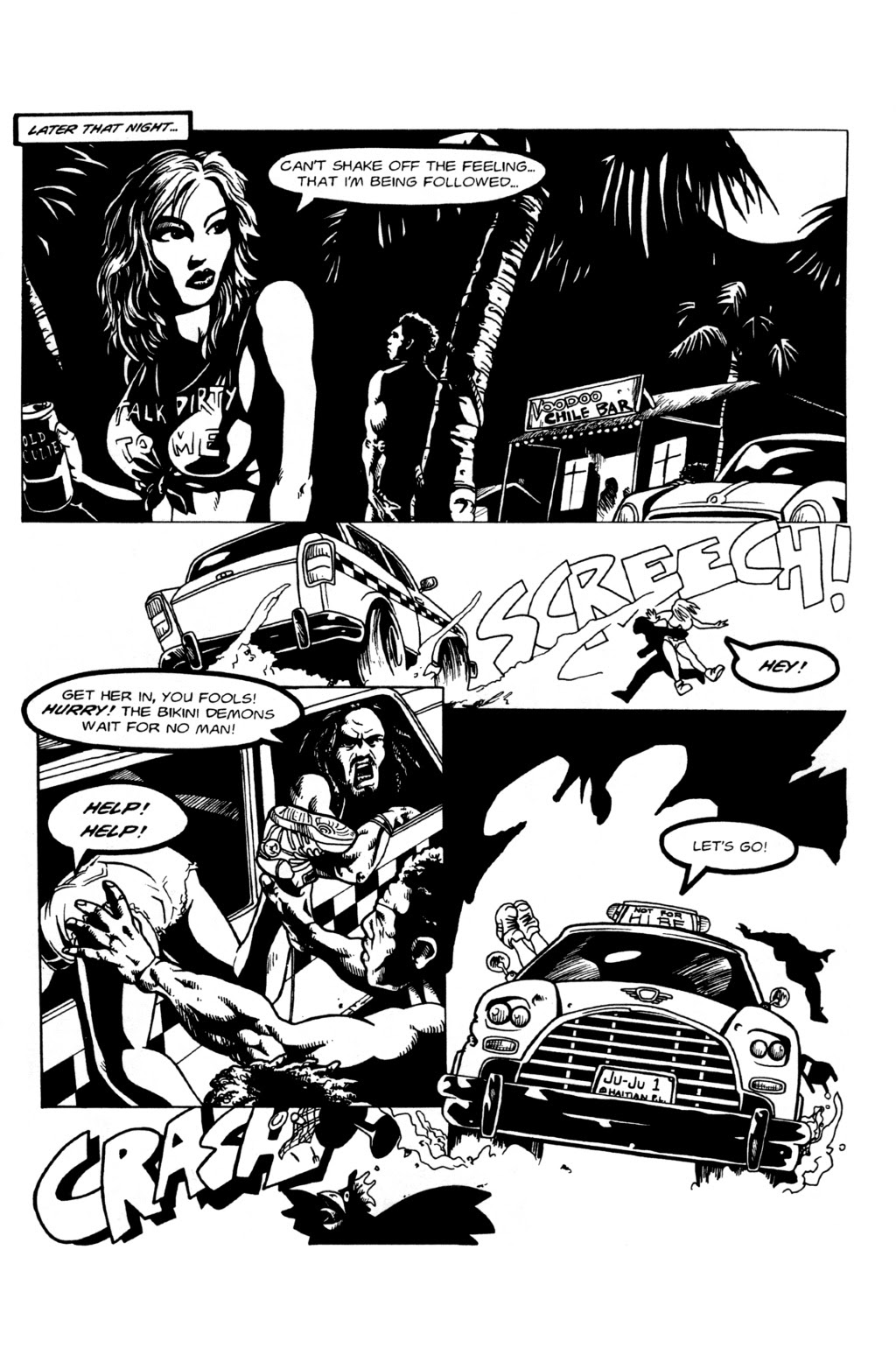 Read online Night of the Living Dead (1994) comic -  Issue #0 - 5