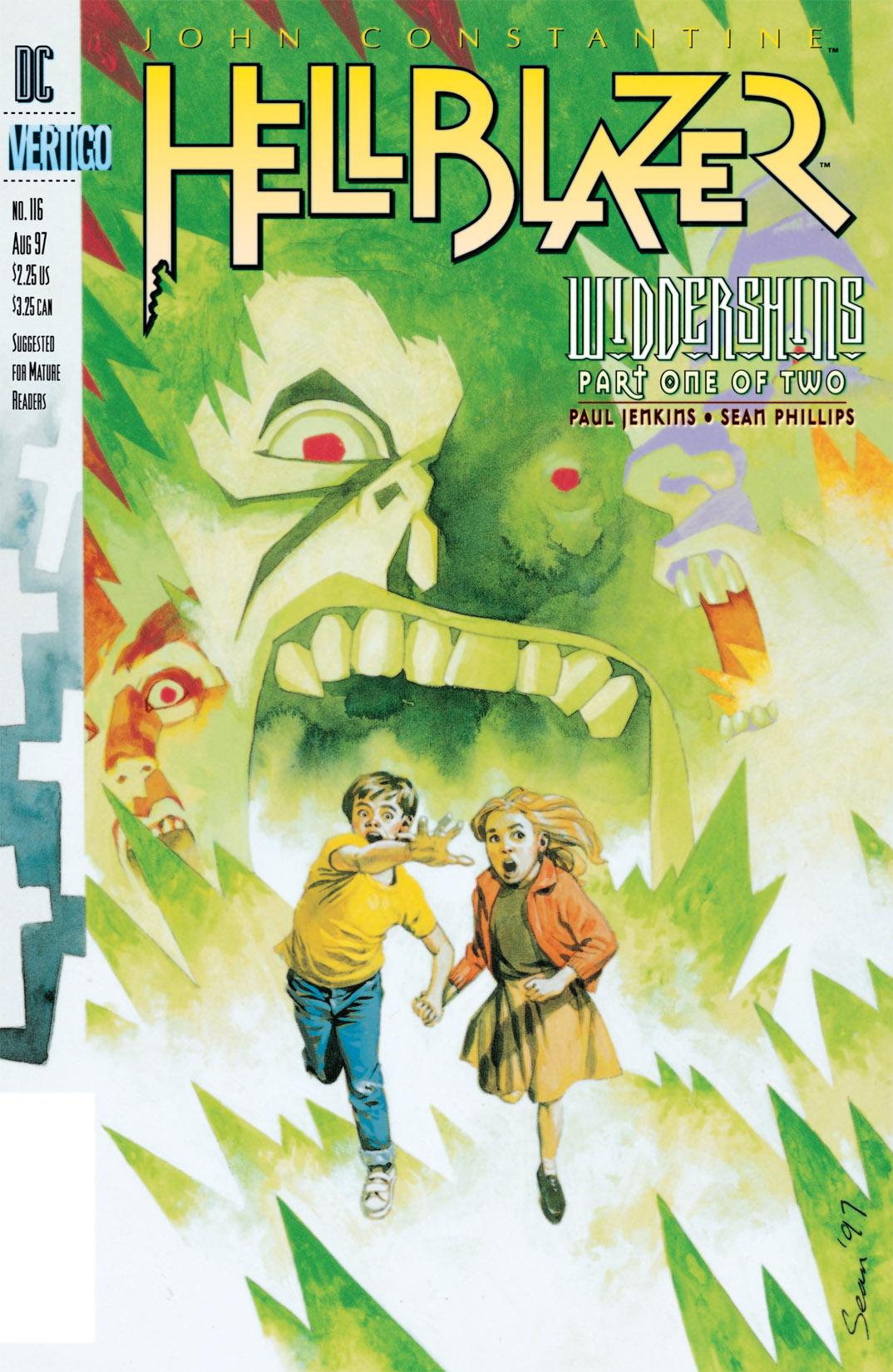 Hellblazer issue 116 - Page 1