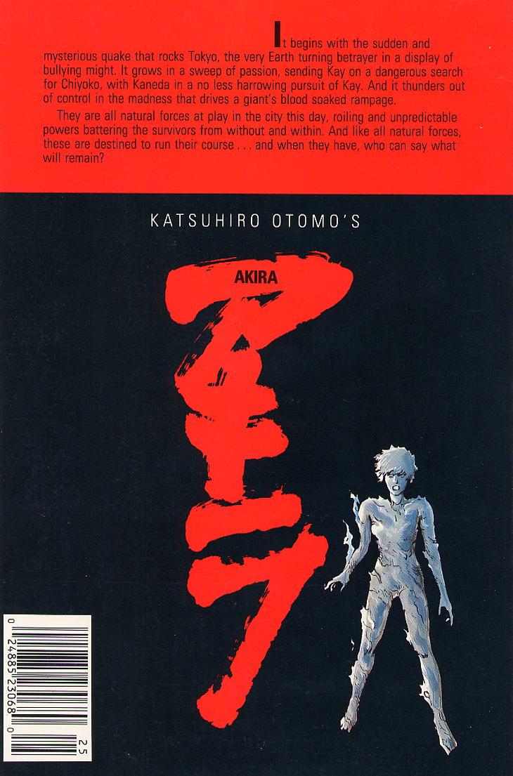 Read online Akira comic -  Issue #25 - 67