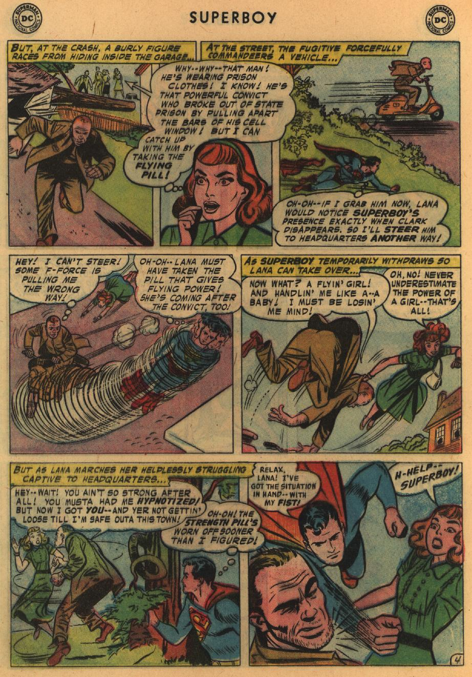 Superboy (1949) issue 64 - Page 14