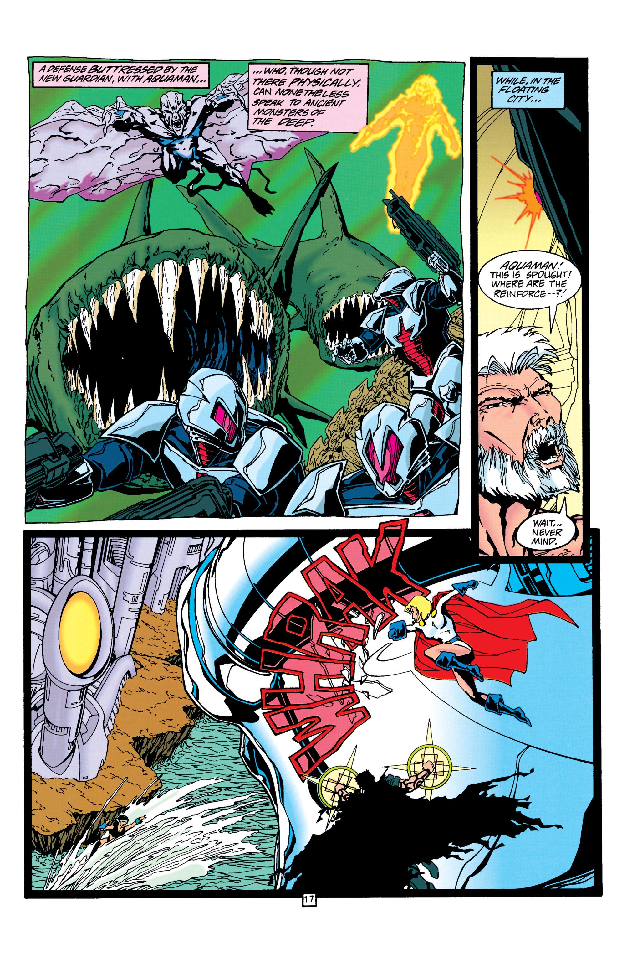 Read online Aquaman (1994) comic -  Issue #24 - 18