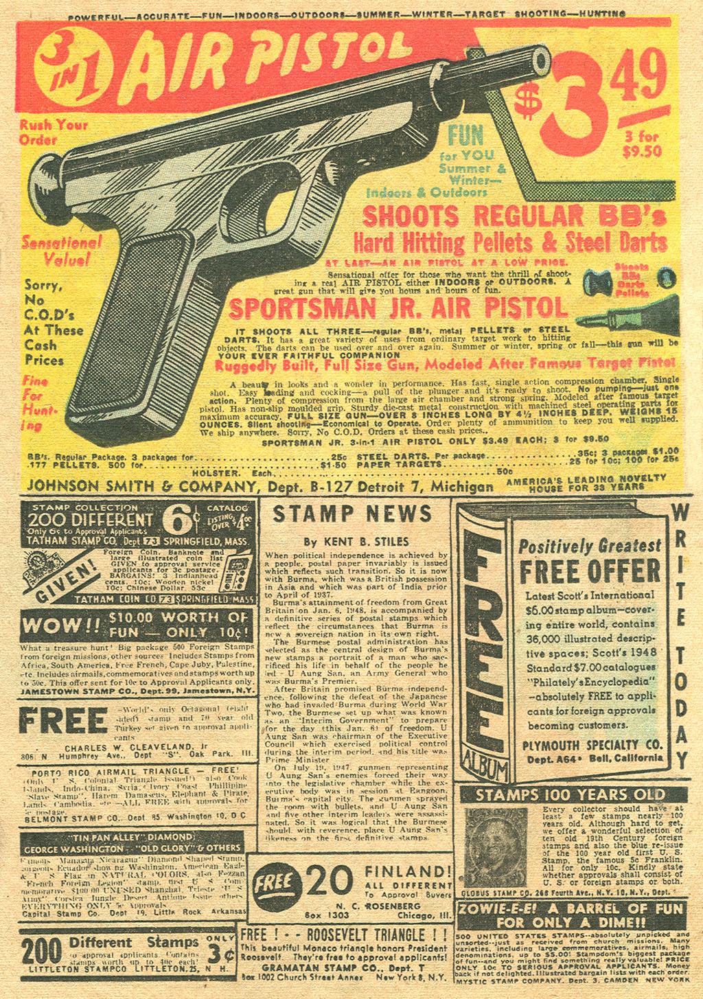 Read online Two-Gun Kid comic -  Issue #1 - 21