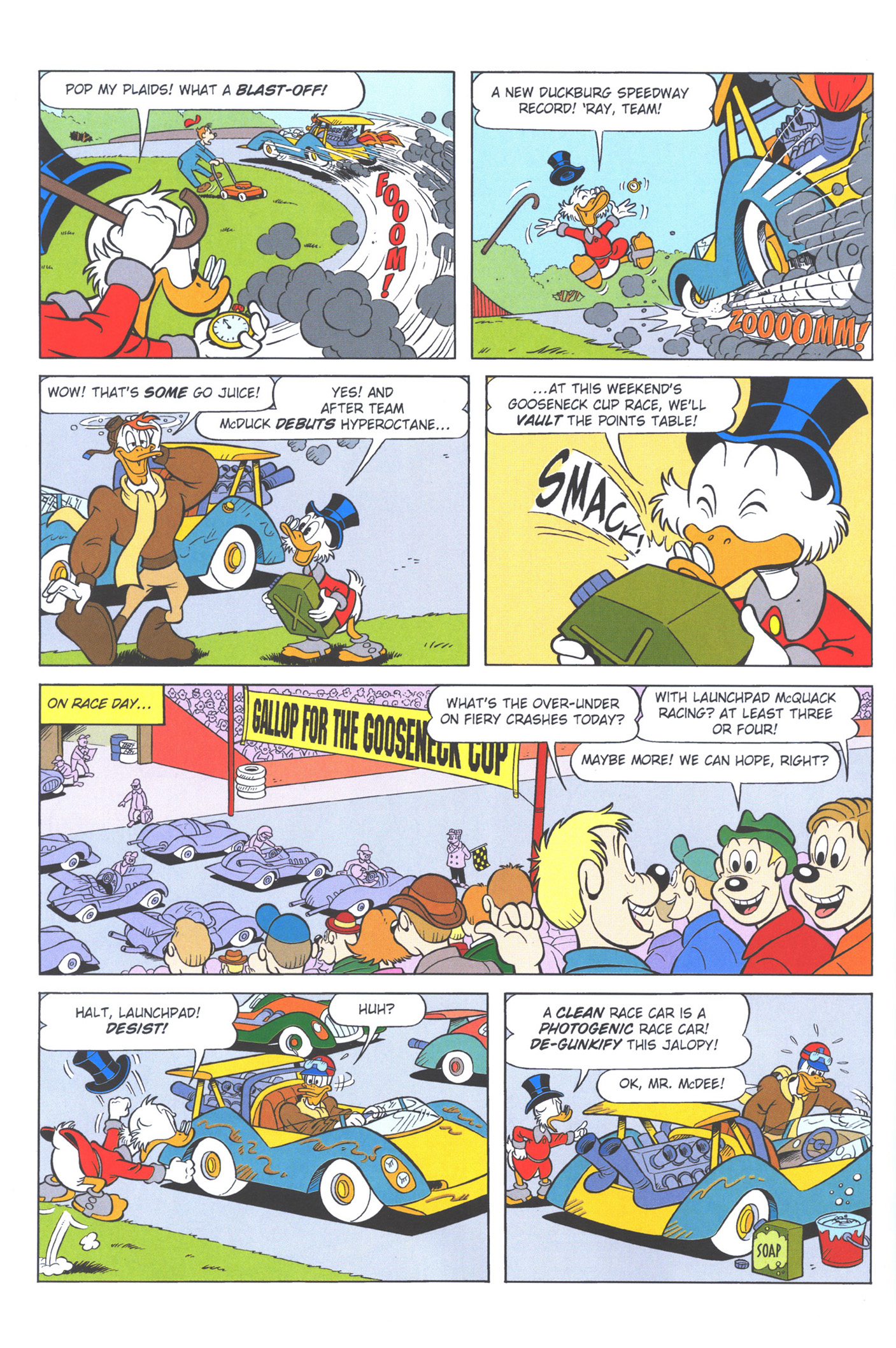 Read online Uncle Scrooge (1953) comic -  Issue #373 - 26