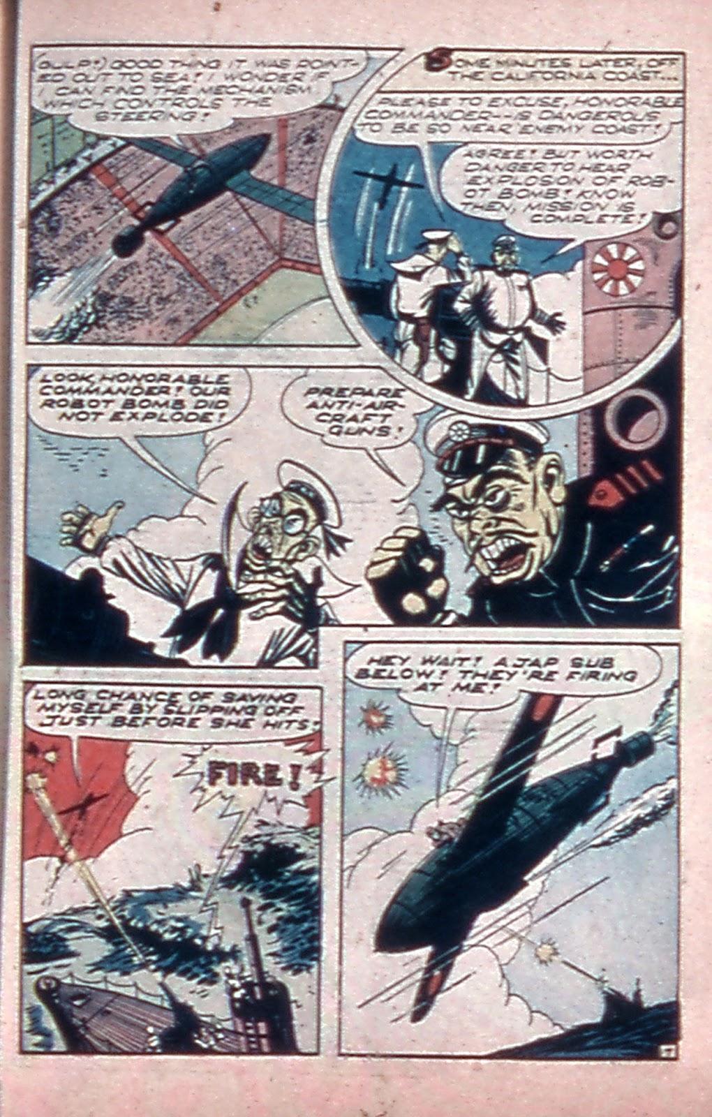 Read online Mystic Comics (1944) comic -  Issue #4 - 31