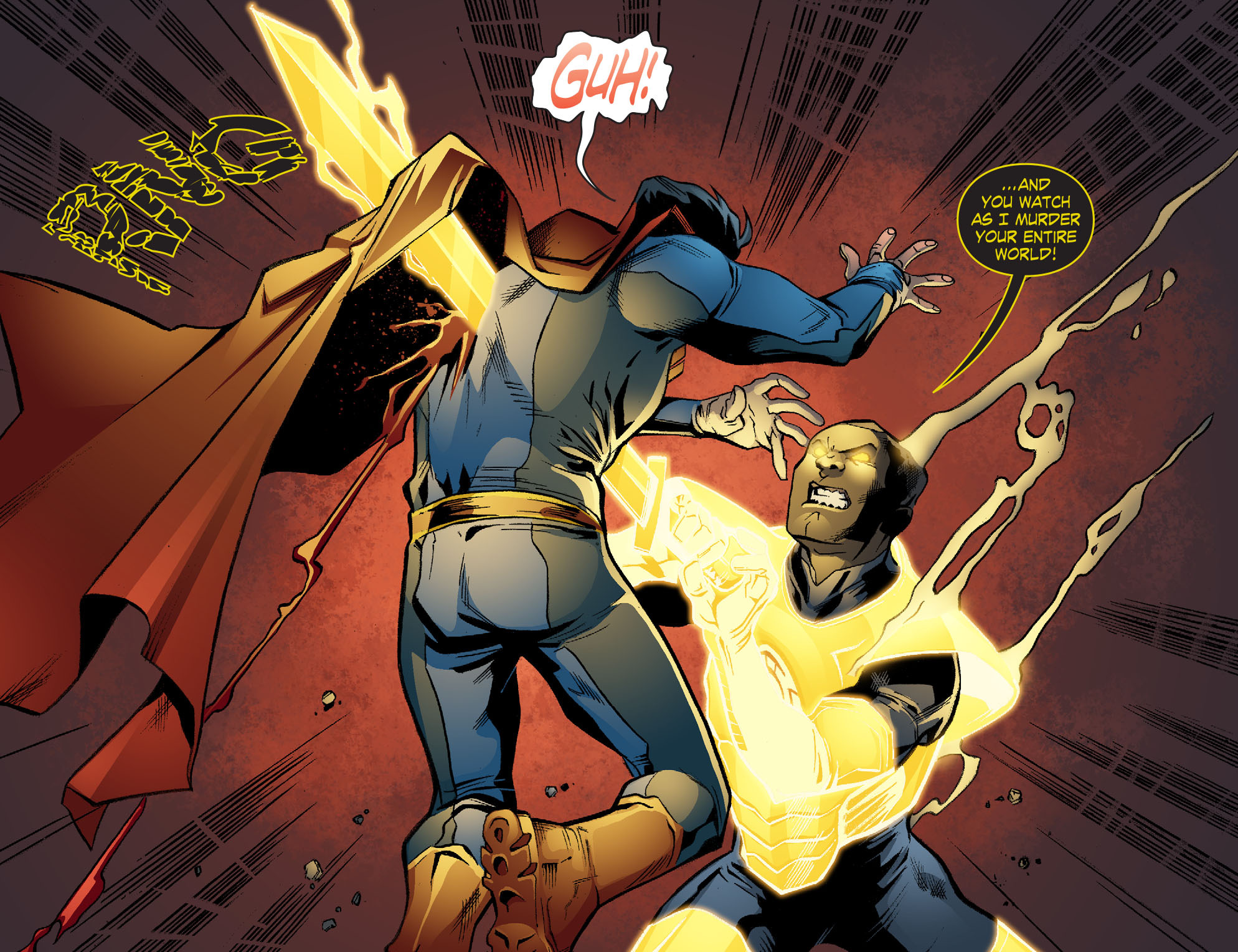 Read online Smallville: Lantern [I] comic -  Issue #10 - 19