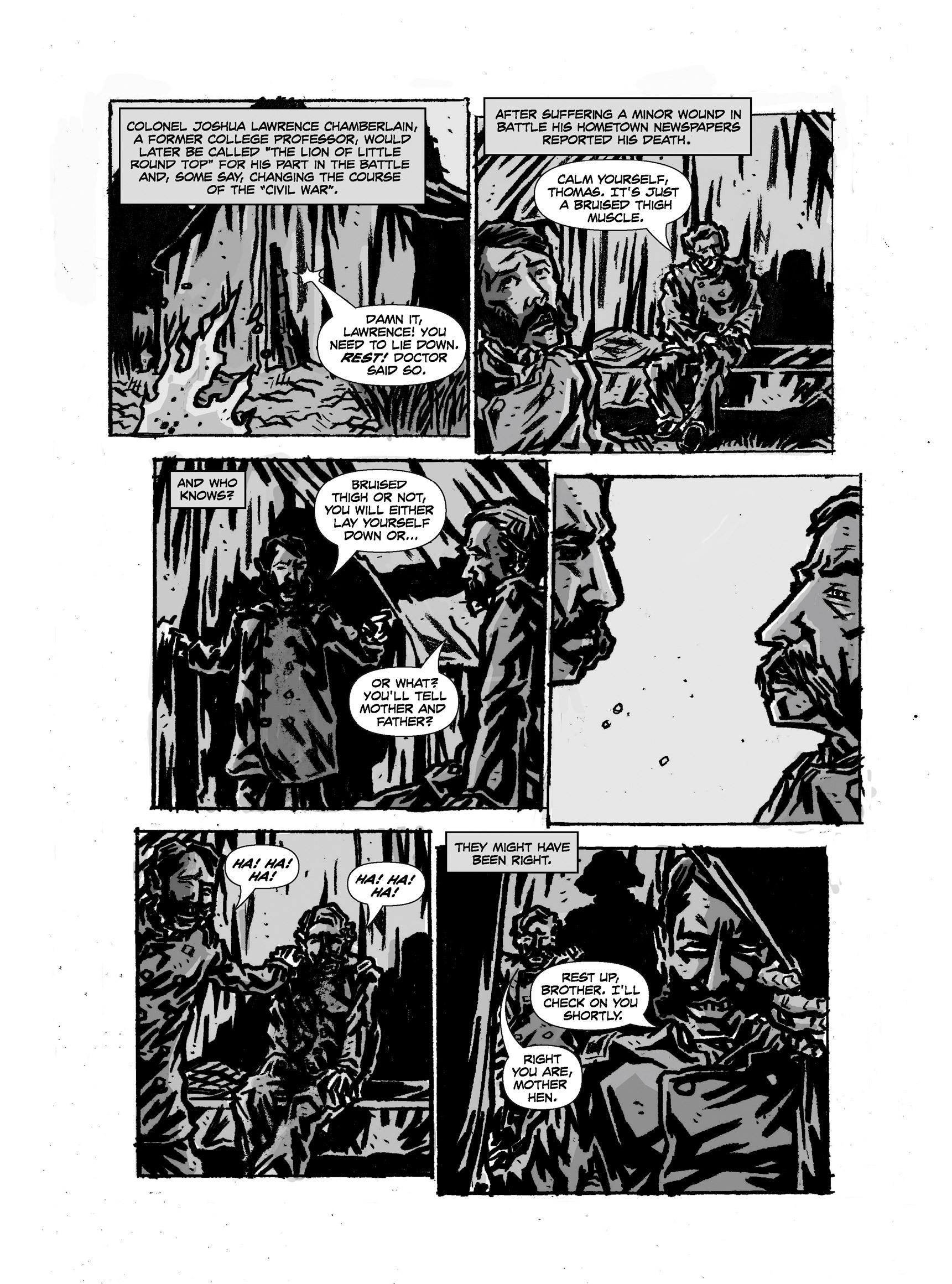 Read online FUBAR comic -  Issue #3 - 148
