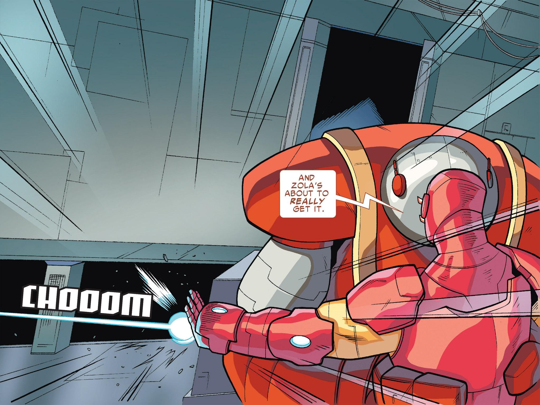 Read online Ultimate Spider-Man (Infinite Comics) (2016) comic -  Issue #5 - 36