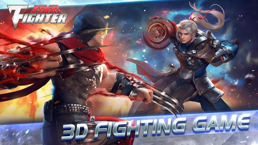 Final Fighter Screenshot 01