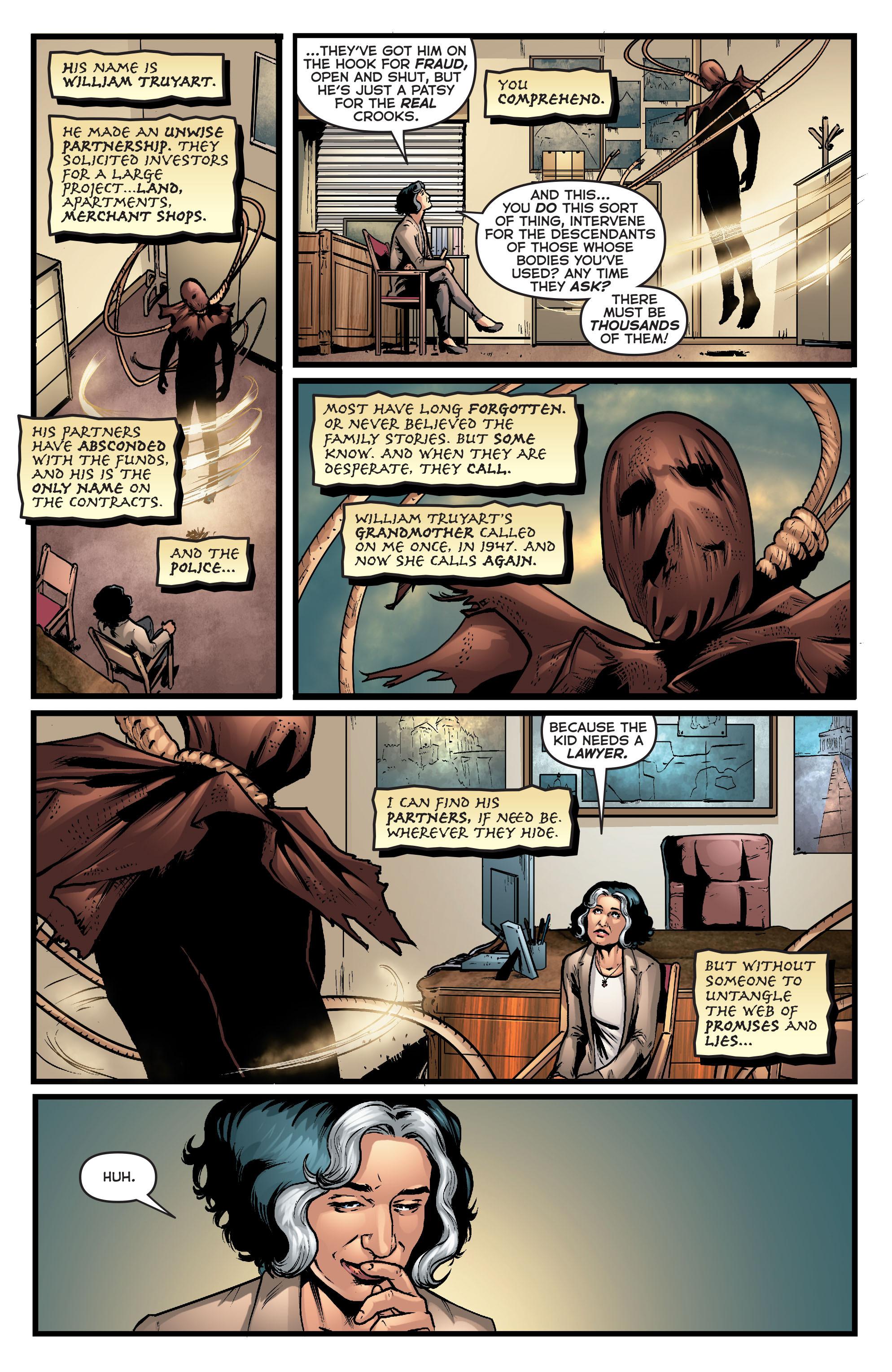 Read online Astro City comic -  Issue #39 - 17