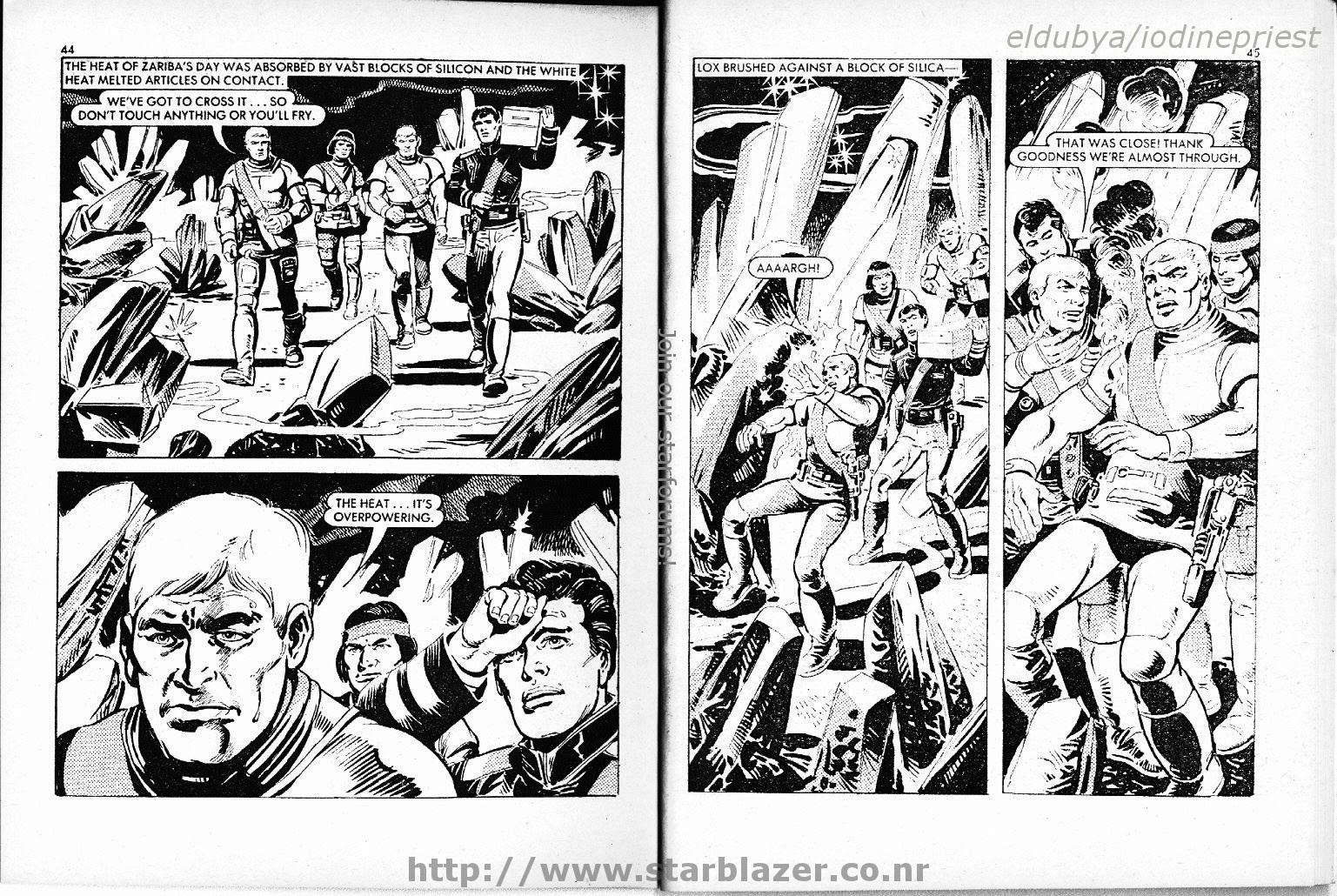 Starblazer issue 101 - Page 24