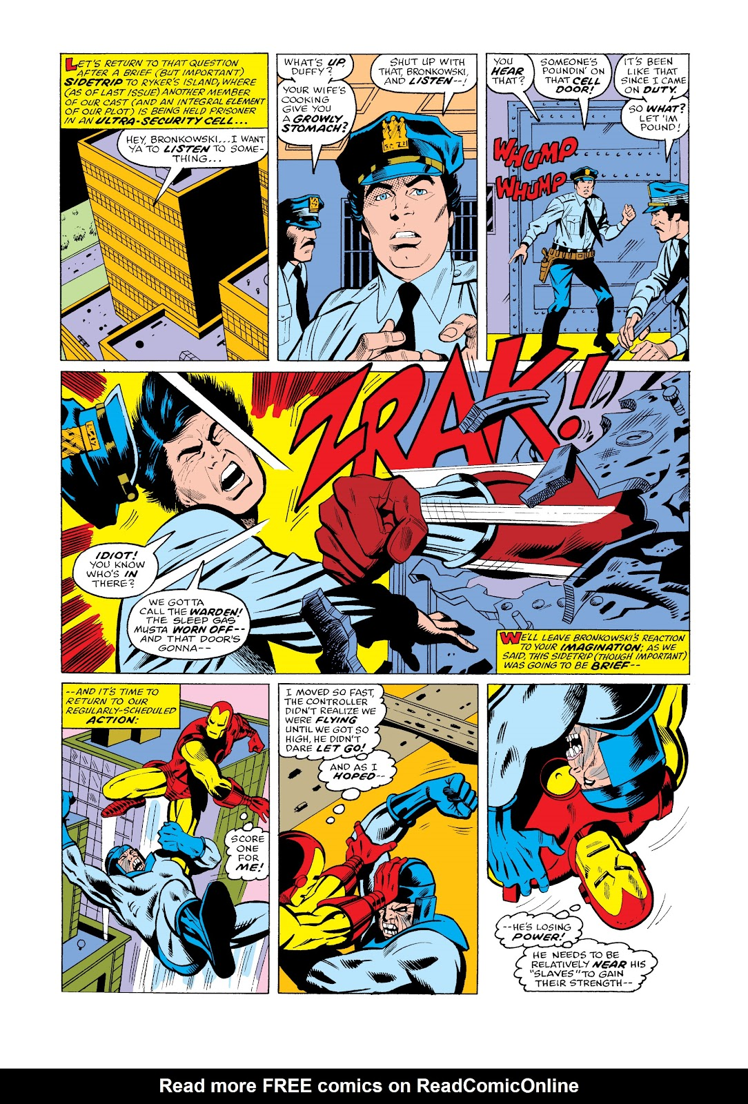Read online Marvel Masterworks: The Invincible Iron Man comic -  Issue # TPB 11 (Part 3) - 25