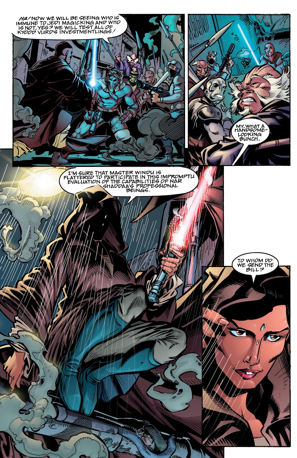 Read online Star Wars Legends Epic Collection: The Menace Revealed comic -  Issue # TPB (Part 4) - 45