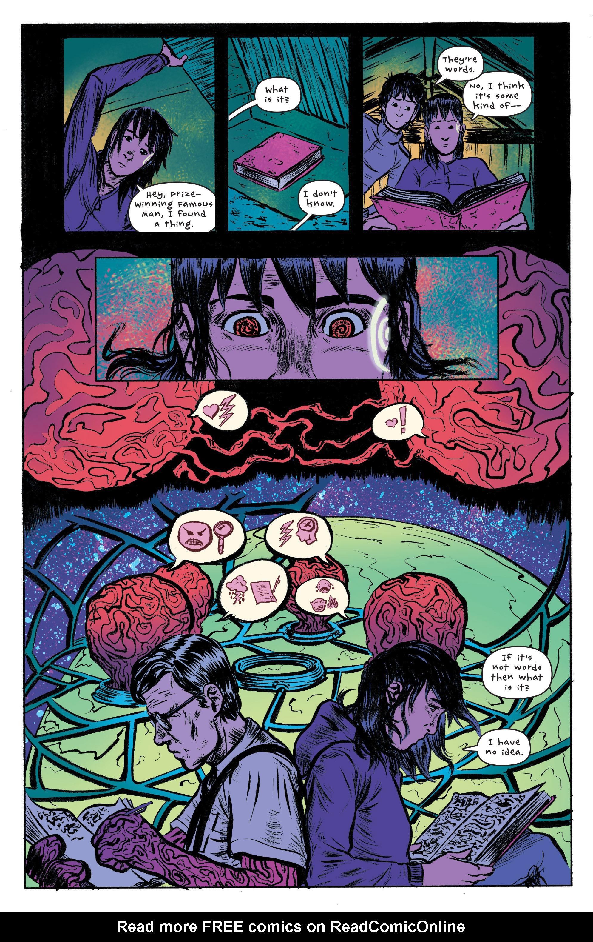 Read online UFOlogy comic -  Issue #4 - 14