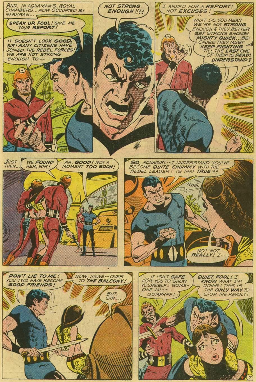 Read online Aquaman (1962) comic -  Issue #47 - 10