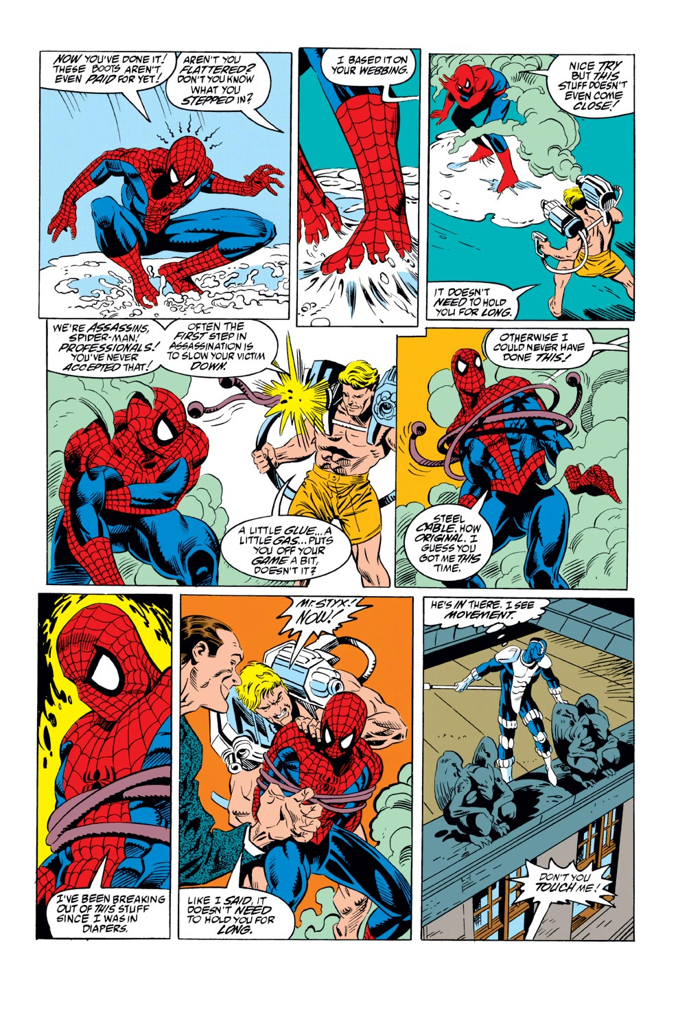 The Amazing Spider-Man (1963) 376 Page 21