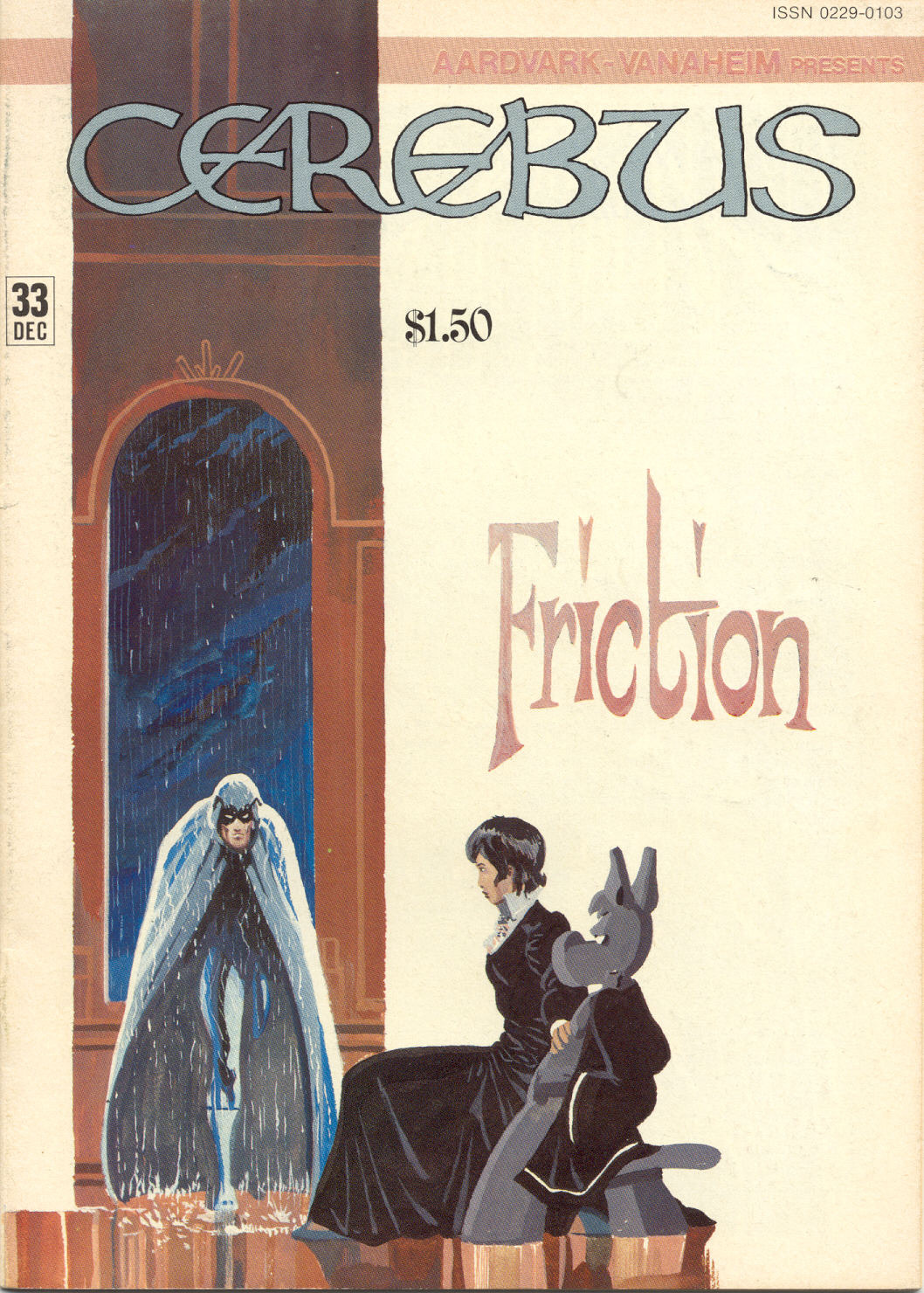 Cerebus Issue #33 #33 - English 2