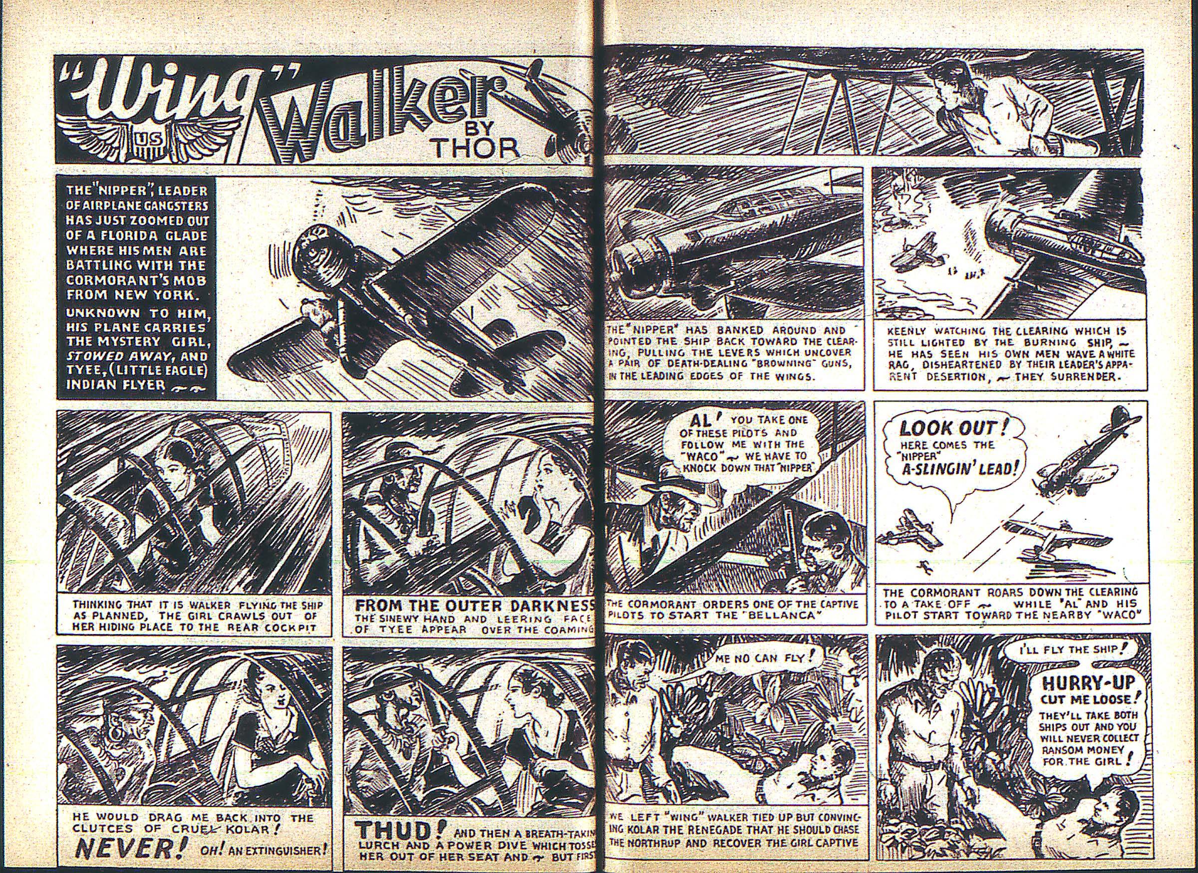 Read online Adventure Comics (1938) comic -  Issue #3 - 26