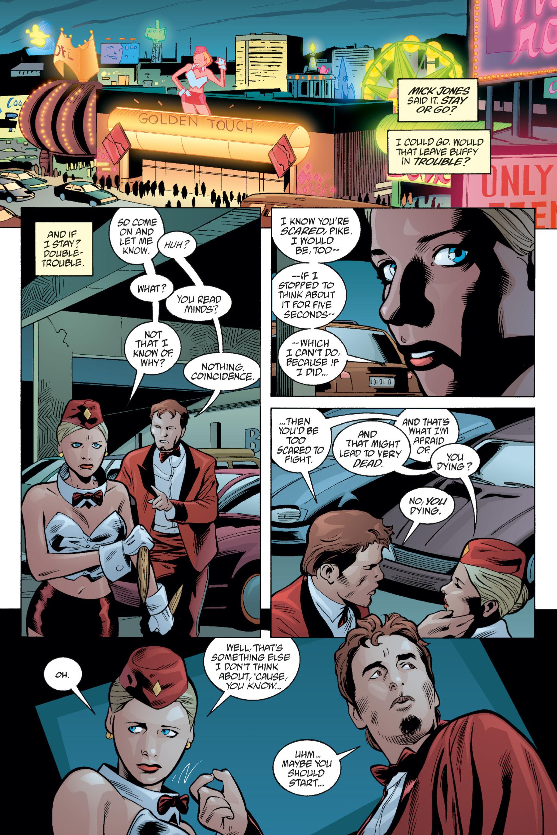 Read online Buffy the Vampire Slayer: Omnibus comic -  Issue # TPB 1 - 138