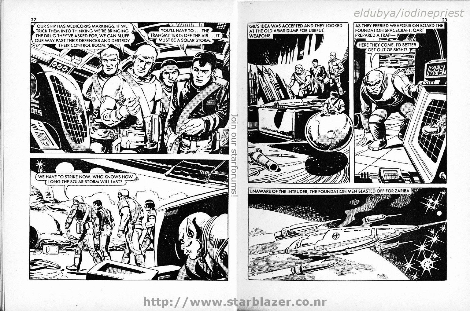 Starblazer issue 101 - Page 13