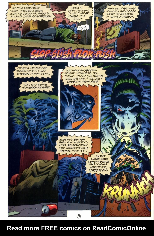 Read online Sludge comic -  Issue #1 - 25
