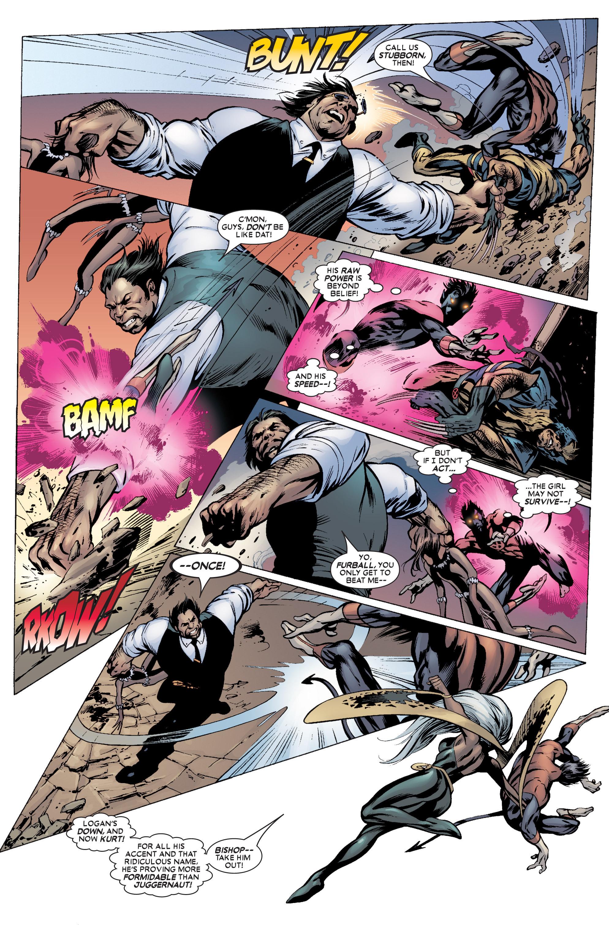 Read online Uncanny X-Men (1963) comic -  Issue #451 - 20